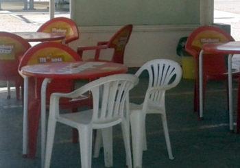 Cafetería y Terraza